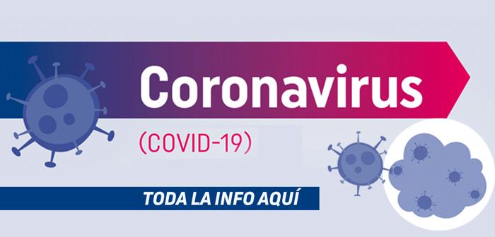 Coronavirus-acceso