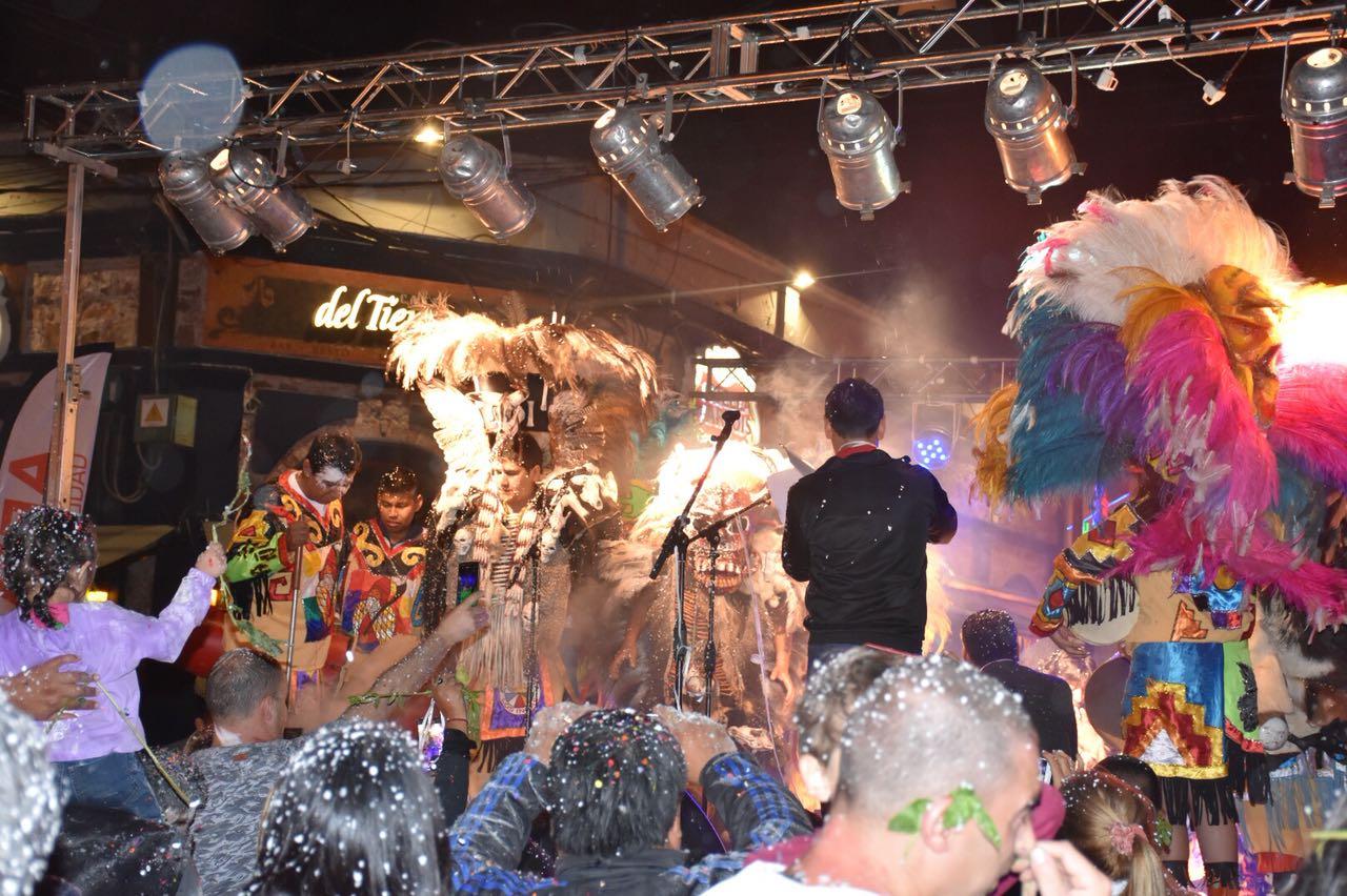 Este Domingo Viví El Carnaval En La Ciudad Municipalidad De Salta