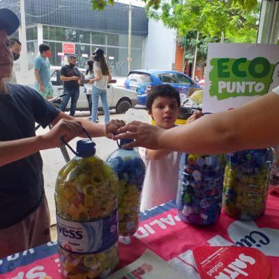 ecopunto plaza Alvarado 4