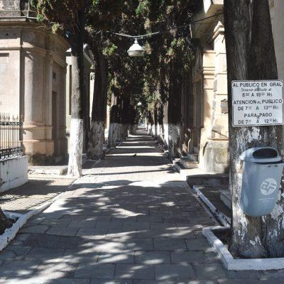 cementerio De la Santa Cruz 4