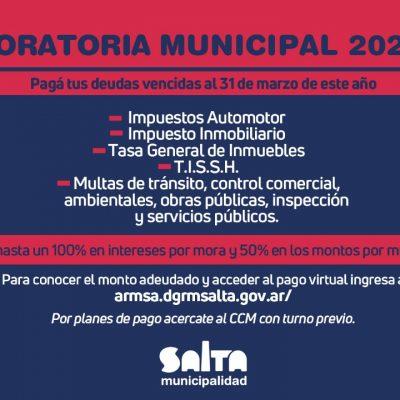 flyer horizontal Moratoria 2021