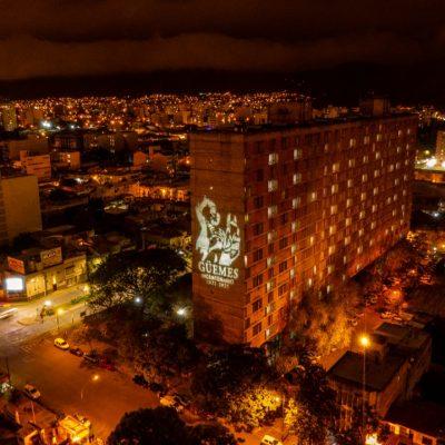 iluminación edificios sellos GG 1